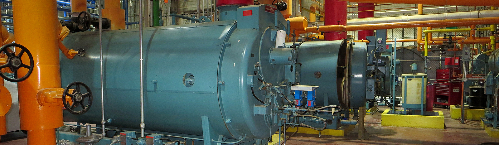 Energy Equipment is a Distributor of New & Used Boilers, Boiler Parts & Boiler Room Equipment
